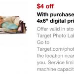 40 FREE Photo Prints at Target