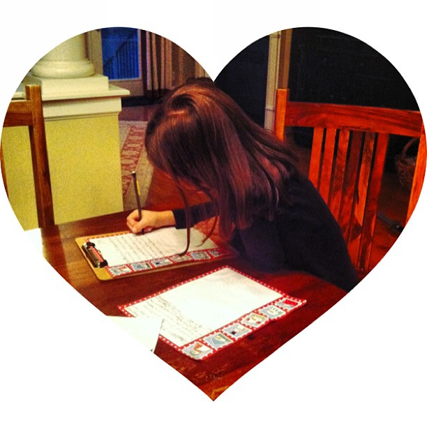 Compassion Writing Letter