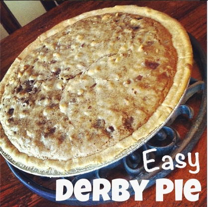 Easy Derby Pie
