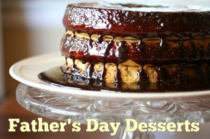 Father's Day Desserts