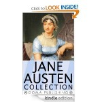 Amazon.com: Get 18 Jane Austen Books for Kindle Only $.99