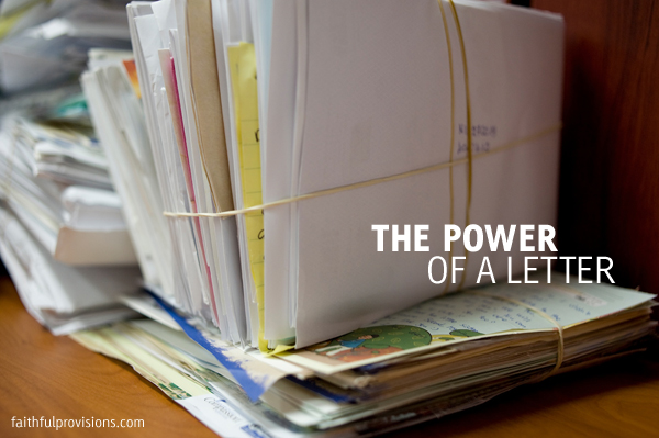 The-Power-Of-A-Letter-Compassion-International