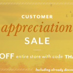 DaySpring Customer Appreciation Sale: 25% Off Your Entire Order!