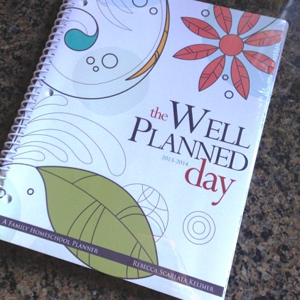 The Well Planned Day Planner