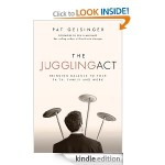 Free eBooks for Kindle or NOOK: The Juggling Act, Confessions of a Raging Perfectionist, Grace for the Homeschool Mom