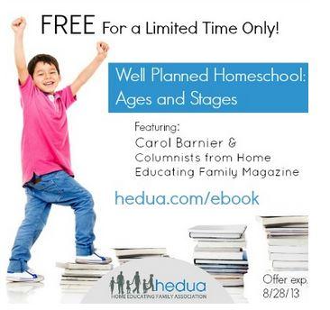 Free Homeschool eBook