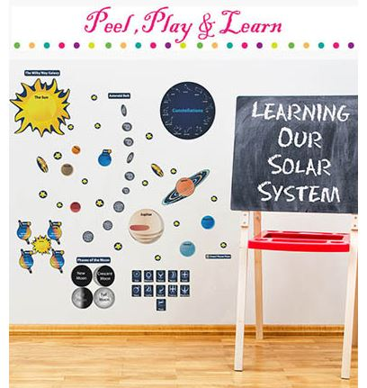 Peel Play Learn Decal Set