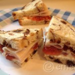 Snack Idea: Designer Turkey Sandwich from eMeals