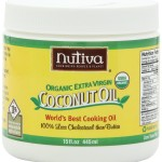 Amazon: Nutiva Organic Extra Virgin Coconut Oil Only $5.99 Each