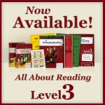 All About Reading Level 3 Now Available with Special Discount