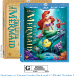 The Little Mermaid As Low As $12.96 After Coupon + Free Movie Ticket!