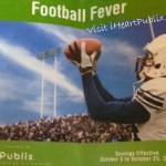 Publix Grocery Advantage Flyer: Football Fever 10/5 – 10/25