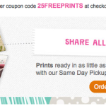 Walgreens: 25 FREE 4×6 Photo Prints