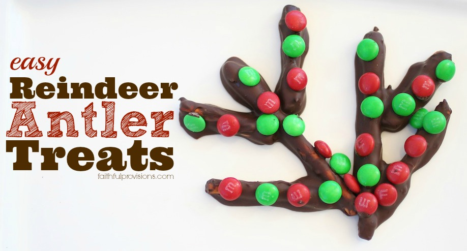 Reindeer Antler Treats