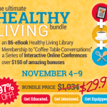 The Ultimate Healthy Living eBook Bundle: 86 Books Only $29.97!
