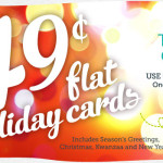 Cardstore: $.49 Holiday Cards (Today Only!)