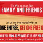 Pei Wei: Buy One, Get One Free Coupon