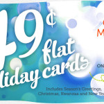 Cyber Monday: $.49 Holiday Cards at Cardstore (Today Only!)