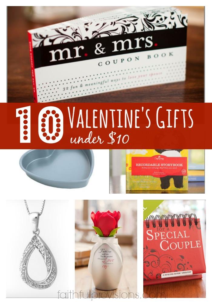 10 Valentines Gifts