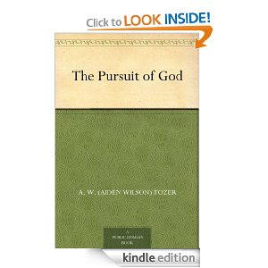 Free Kindle Ebook The Pursuit of God