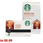 Starbucks K-Cups Only $2.49