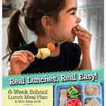 6 Weeks of Healthy School Lunch Ideas Only $9 (Today Only!)