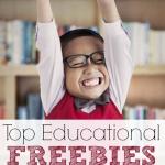Educational Freebies For Homeschoolers