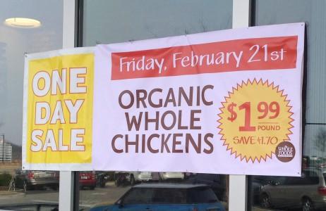 Organic Whole Chicken