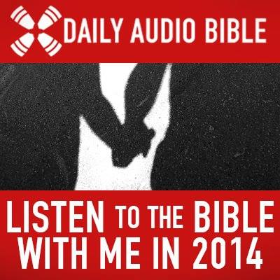 Read Through The Bible with The Daily Audio Bible - FaithfulProvisions.com