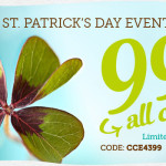 St. Patrick's Day Sale: $.99 Cards at Cardstore (Ends Today!)