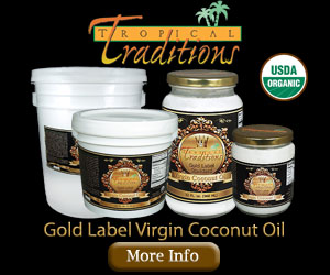 Tropical Traditions Coconut Oil | FaithfulProvisions.com