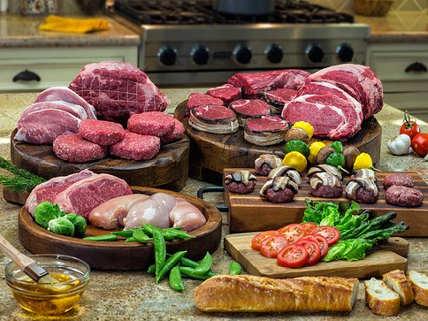 Grass Fed Organic Meat | FaithfulProvisions.com