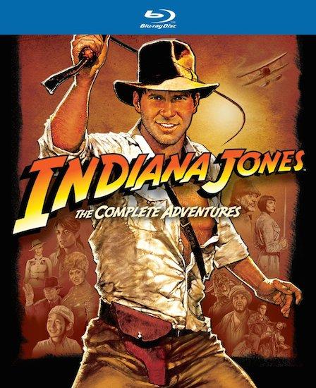 Indiana Jones on Blu-ray | FaithfulProvisions.com