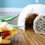 Easter Crafts Ideas: Salt Dough Tomb