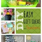 Easy Teacher Gift Ideas