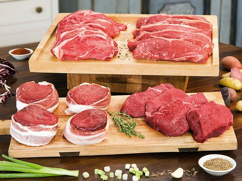 Grass fed Organic Meat - Steak Packages   Faithful Provisions