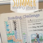 Free Summer Reading Charts