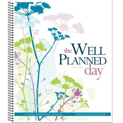 The Well Planned Day 2014-2015 Planner | Faithful Provisions