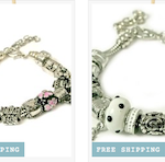 Designer Inspired Bracelet Only $9.99 + FREE SHIPPING!