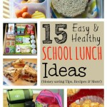 School Lunch Ideas: Healthy Recipes and Money-Saving Tips!