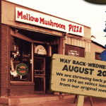 Mellow Mushroom Way Back Celebration: Get $2.50 Cheese Pizza and $.30 Coke Products!