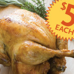 Whole Foods One Day Sale: Whole Roasted Chickens Only $5 Each (Today Only!)