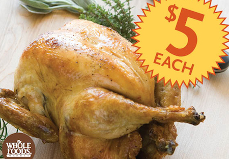 Whole Food One Day Sale Roasted Chickens | Faithful Provisions