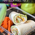 Easy Turkey-Bacon Tortilla Roll-Ups + FREE 2 Week Meal Plan Trial with Emeals!