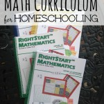 My Favorite Homeschool Math Curriculum