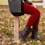 Cents of Style: Boots and Leggings Combo for $29.95 Shipped