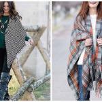 Cents of Style: Oversized Shawls $19.95 + Free Shipping