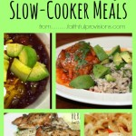 5 of My Favorite Healthy Slow Cooker Meals