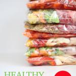 8 Healthy Slow-Cooker Freezer Meals in 45 Minutes