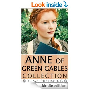 All 12 Anne of Green Gables books in her collection for just $.99!